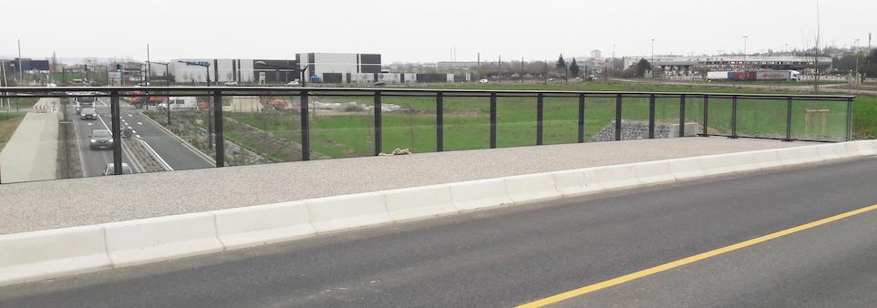 Eléments de protection urbains AUTONOR® - SOTUBEMA - Empêchent tout véhicule de sortir de sa voie