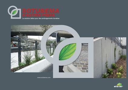 Brochure 4 pages gammes et produits SOTUBEMA