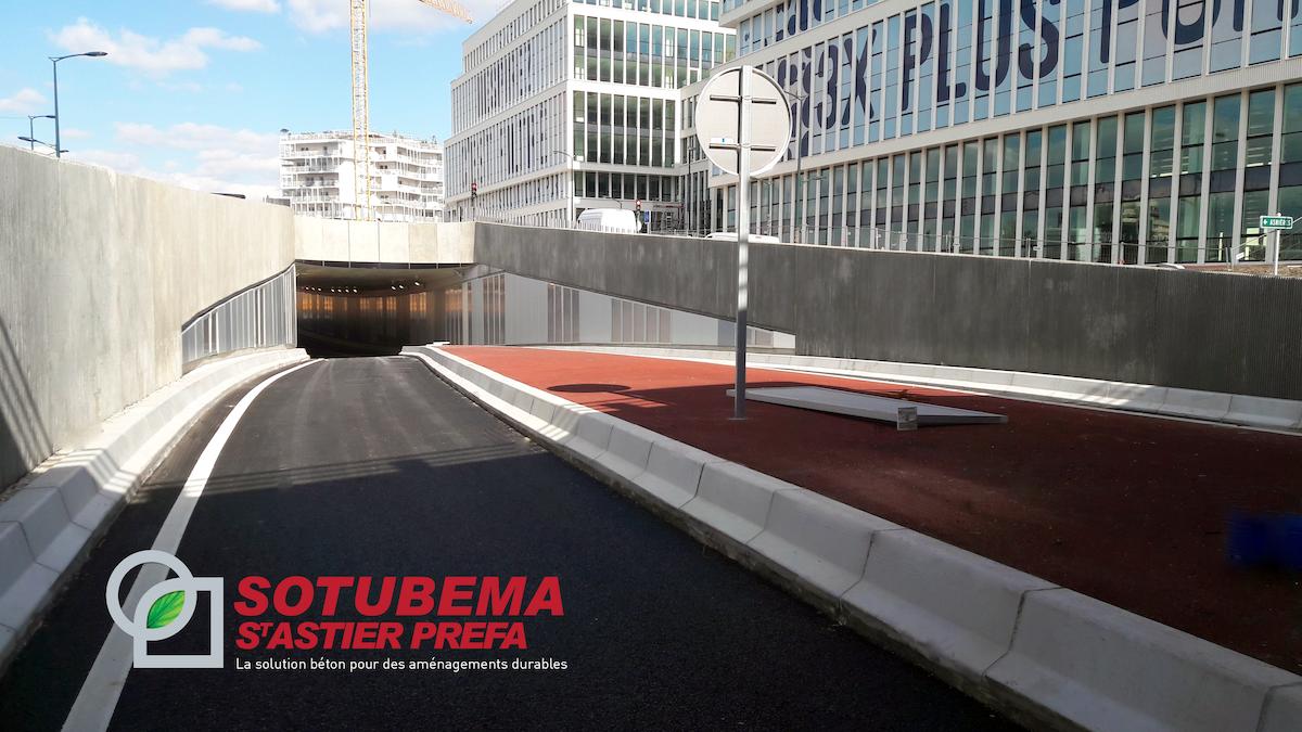 Eléments de protection urbains 𝗔𝗨𝗧𝗢𝗡𝗢𝗥® SOTUBEMA